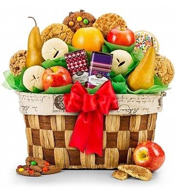 Sweet Valentine Indulgence Basket