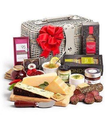Gourmet Artisan Cheese Gift Hamper Tavern's Picnic in The Park Gift Basket Hamper